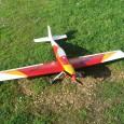 Il modello L'X-Ray è un'ala bassa da divertimento di 150 cm di apertura alare con chiara propensione all'acrobazia: fusoliera in legno preassemblata, ali rastremate in polistirolo rivestito di obeche, carrello […]