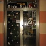 Decorazioni di Natale per negozi