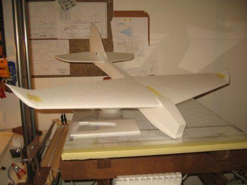 Acrovel ala alta