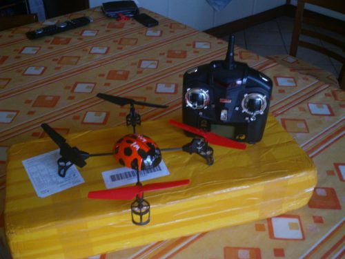 WLtoys V929 Micro Quadricottero stabile ed economico