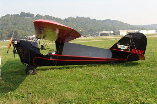 Disegno Aeronca C-3