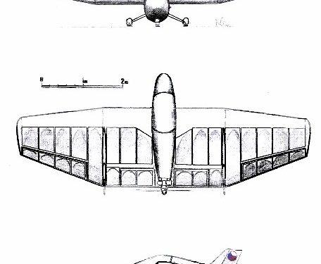 Disegno Pelican of J.C. Debreyer
