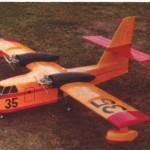 Disegno Canadair CL-215