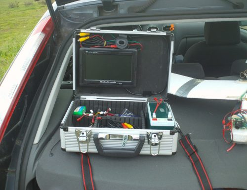 Ground Station per FPV fatta in casa