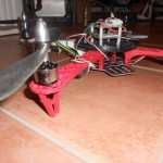Rabbit Flight Controller: le prime acrobazie
