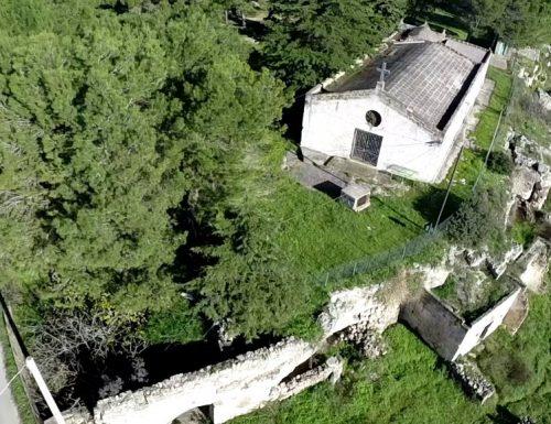 Riprese aeree con drone radiocomandato