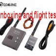 The Kit In this video we can see the fpv kit Eachine FPV Boscam 5.8G 600mW 32CH Wireless Transmitter Receiver TS832 RC832. It's composed by a TX 600mw and a […]
