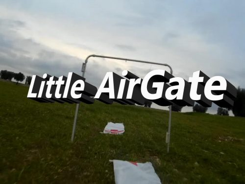 LibrePilot PID used in video Eachine Racer 250: the little FPV airgate