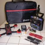 Eachine Falcon 250 – parti di ricambio e accessori