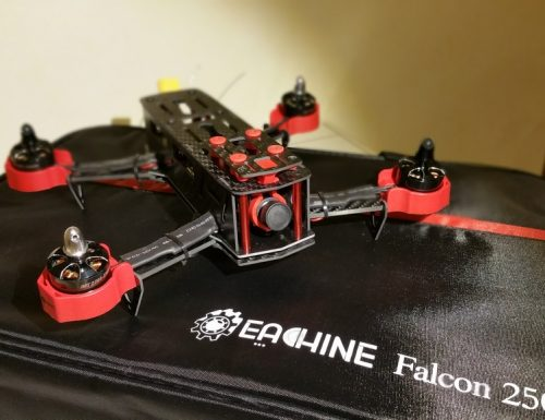 Eachine Falcon 250: Query and Answers