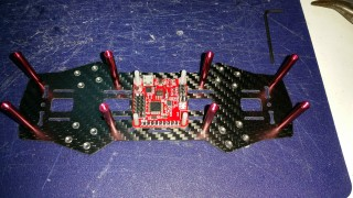 fpv multirotor racing