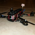 Build-log FPV Multirotor Racer – Quadricottero per FPV Multirotor Racing