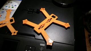 Micro quadricottero