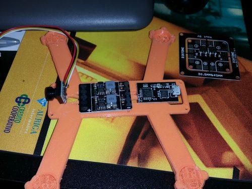 Costruzione micro quadricottero per FPV Racing – parte 2