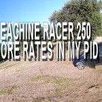 "Eachine Racer 250 – PID used in video ""More rates in my PID"""