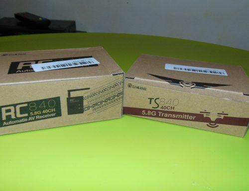 Eachine TS840 – RC840 5.8G 40CH Raceband Wireless FPV