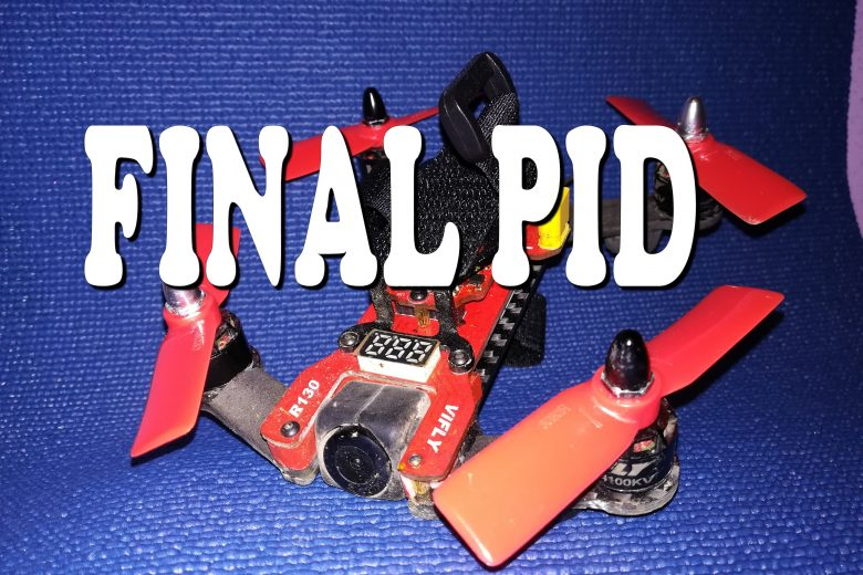 Final PID for ViFly R130