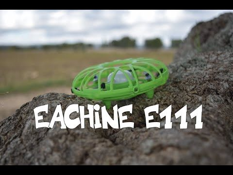 Eeachine E111 – Christmas drone 2019