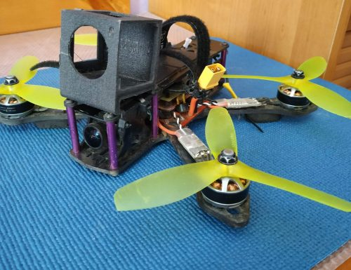 Betflight dump of custom FPV Racer with Racerstar & Airbot airF7