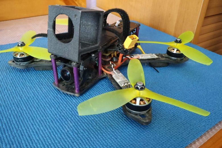 Betflight dump of custom FPV Racer with Racerstar & Airbot airF7