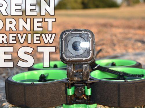 iFlight Green Hornet V2 – Cinewhoop